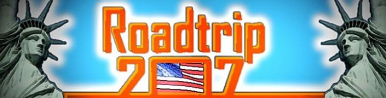Roadtrip 2007 - Auslandsaufenthalte