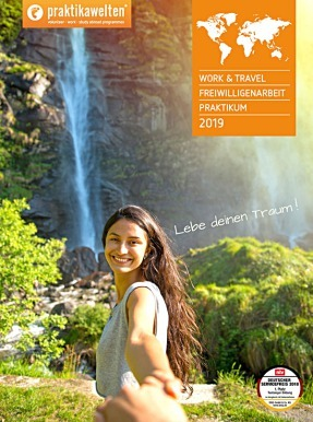 Auslandsjahr - gratis Katalog anfordern und informieren
